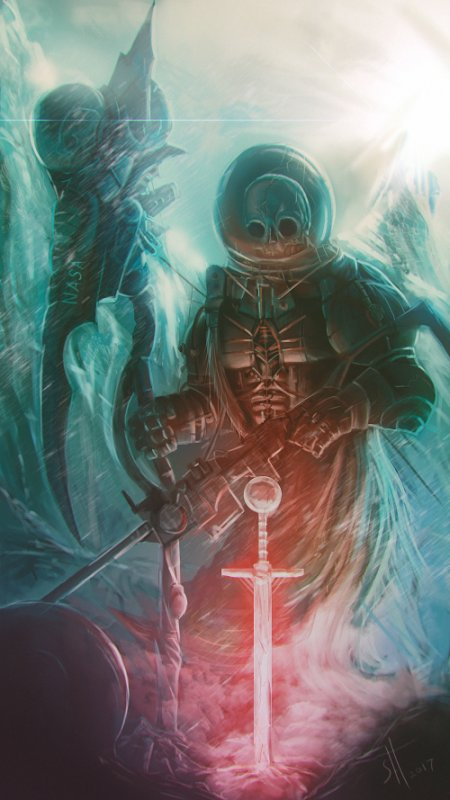Dima Zasimovich artstation arte ilustrações fantasia sombria terror