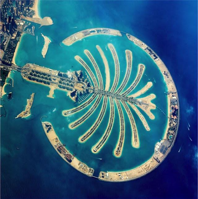 """The tourist destinations """"come to love"""" in Dubai"""