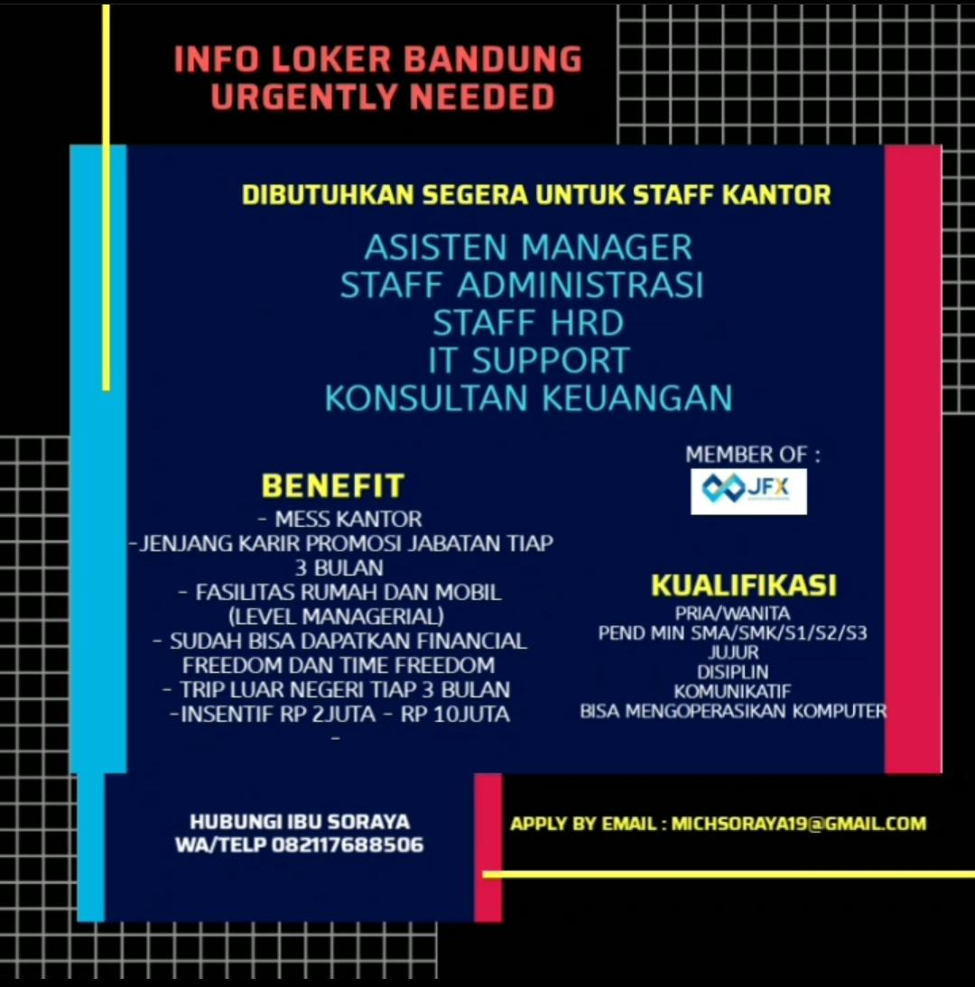Lowongan Kerja PT. KP Press Bandung Juli 2020