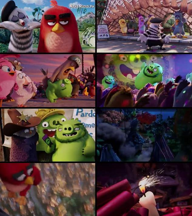 The Angry Birds Movie 2016 English HDRip x264