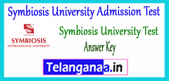 Symbiosis University Admission Test Answer Key Expected Cut off 2018 SET Results