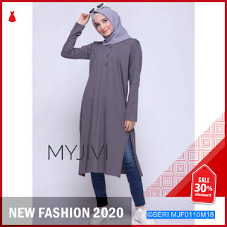 MJF0110M18 Daily Tunic Cotton BMGShop