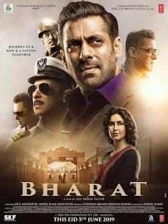 सलमान खान की फ़िल्म bharat ने कमाए इतने करोड़ रुपये ll