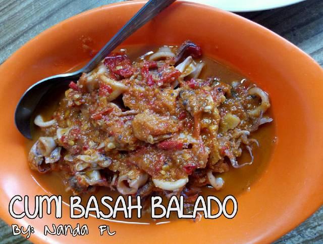 Makanan cumi basah balado (cookpad.com)