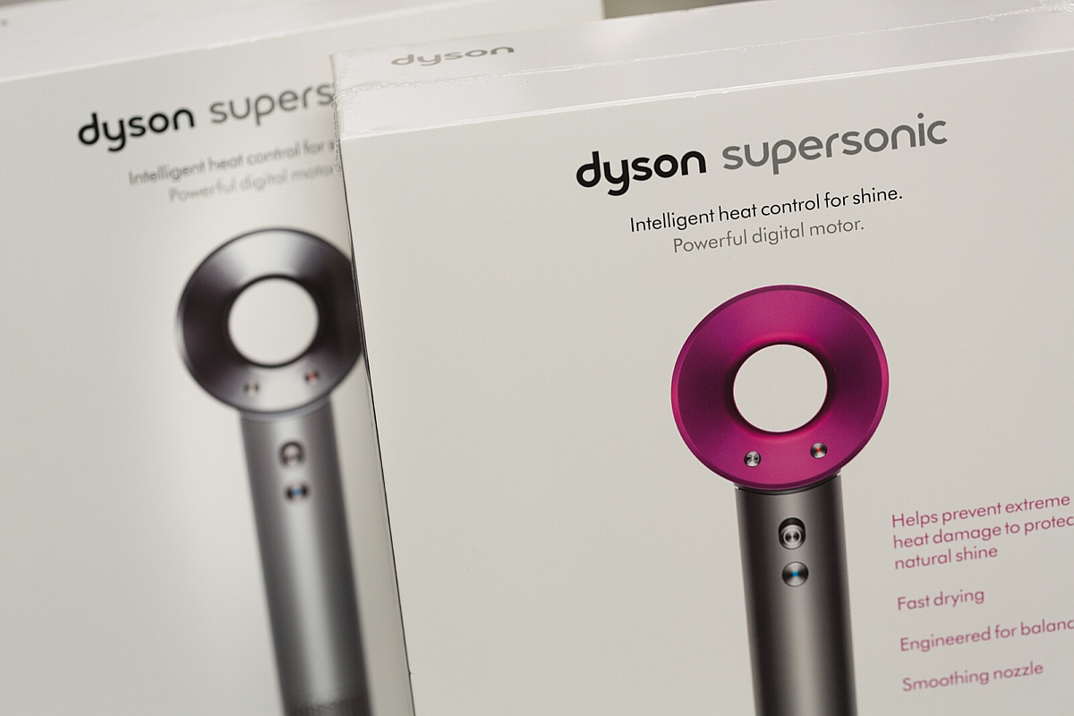 Dyson Supersonic Hair Dryer Event Pros Cons