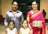 Devayani becomes School Teacher