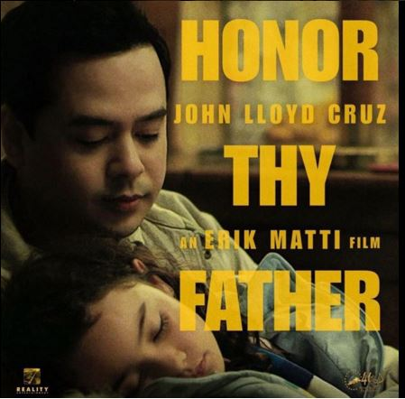 'Honor Thy Father' disqualified at MMFF 2015 Best Picture race