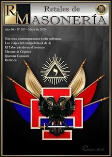 Retales Masonería 107 – Mayo 2020