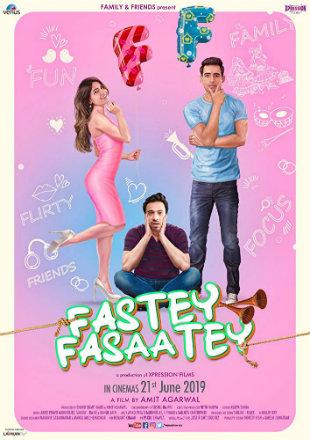 Fastey Fasaatey 2019 Full Hindi Movie Download HDRip 720p