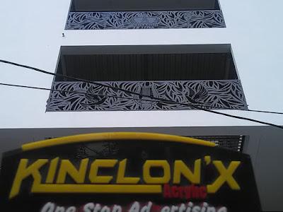 PT Kinclonx Acrylic Indonesia
