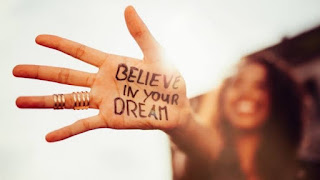 Focus on your dreams