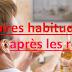 Les 7 Mauvaises Habitudes Après Les Repas !