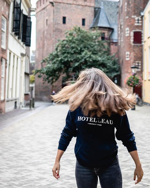 Hotelleau, copyright Eline Rewinkel