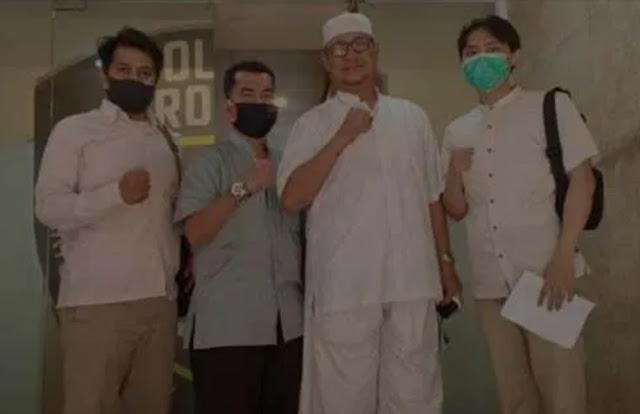Korlap Aksi Tolak RUU HIP Di DPR Diperiksa Polda Metro Jaya, Gagara Bendera PDIP Dibakar?