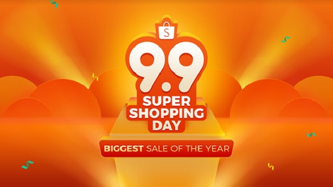 Shopee 9.9 Super Shopping Day Offers Non-stop Deals Until September 9!