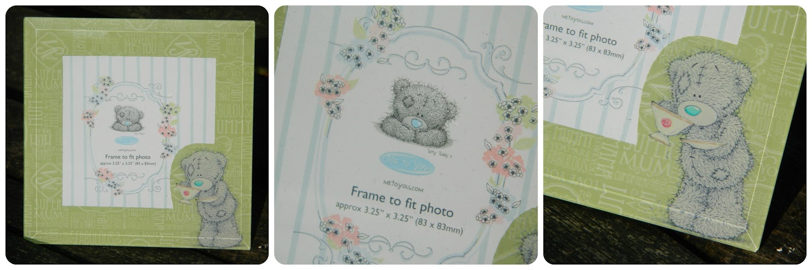Me to You Tatty Teddy Mother's Day Photo Frame