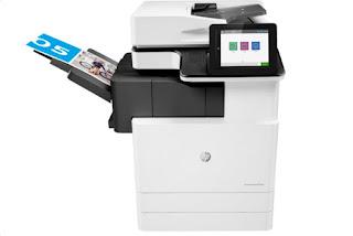 HP Color LaserJet Managed MFP E87650du Drivers, Review