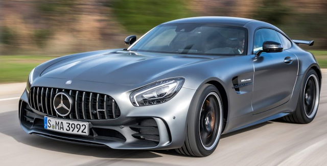 2018 Mercedes-AMG GT R Coupe Gets Official U.S. Pricing $157,995