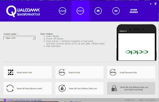 Qualcomm Special Unlock Tool v4.0 Samsung | Oppo | Vivo | Mi | Flash Tool | Premium Tool v2.4 Crack Free Download By Androidtipsbd71