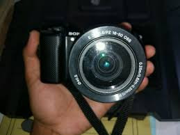 Kamera fotografi sony A5000