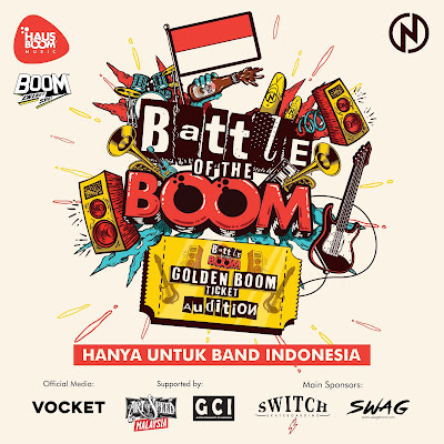 Battle of the boom Indonesia