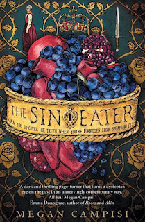 The Sin Eater by Megan Campisi cover