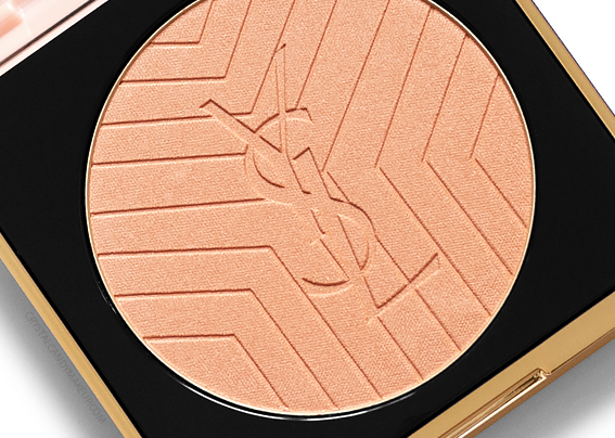 Yves Saint Laurent Touche Eclat 3D All Over Glow Illuminating Powder YSL Review Photos