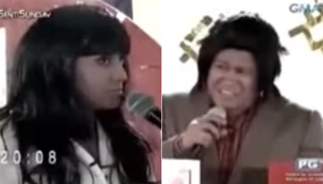Boobay and Betong as the hosts of KMJS Kwarta O Kahon