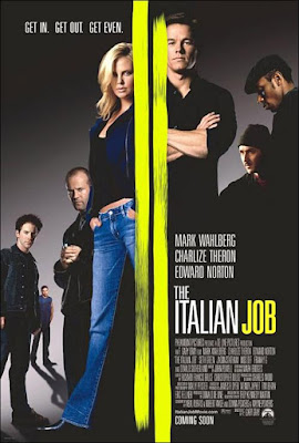 The Italian Job 2003 DVD9 R4 NTSC Latino
