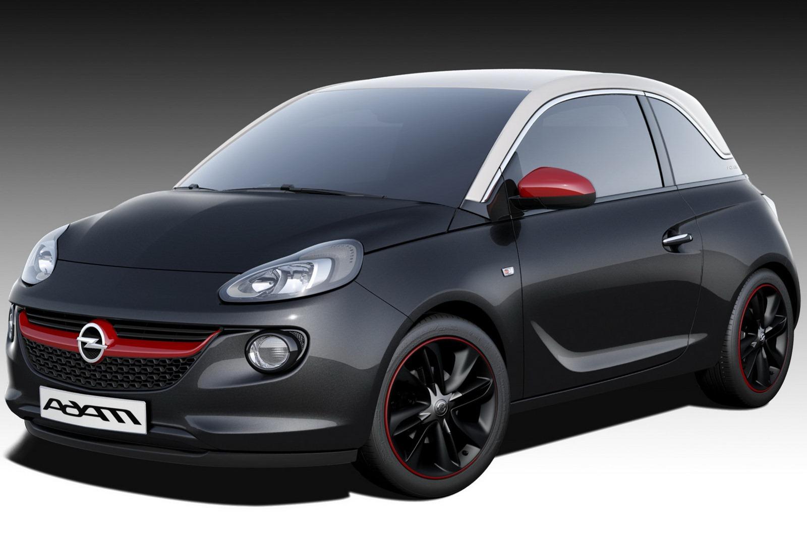 Opel Adam  autosmr