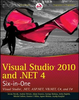 Visual Studio® 2010 and .NET 4 Six-in-One