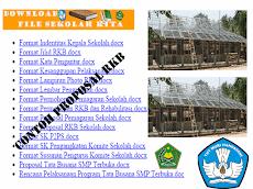 Contoh Proposal Permohonan Bantuan Pengadaan Ruang Kelas Baru (RKB)
