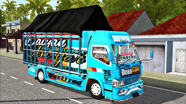 Mod Bussid Full Anim Terbaru 2021