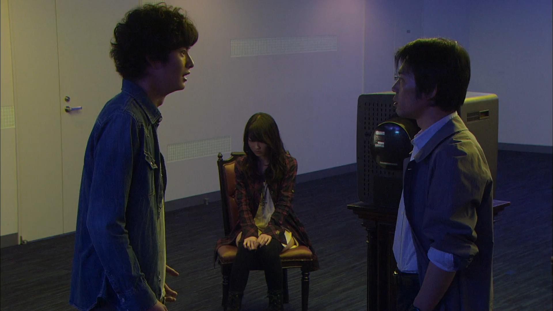 Mirai Nikki - Another : World # 7