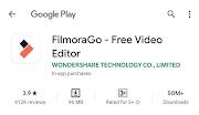 FilmoraGo – Free Video Editor v4.0.0 [Unlocked]