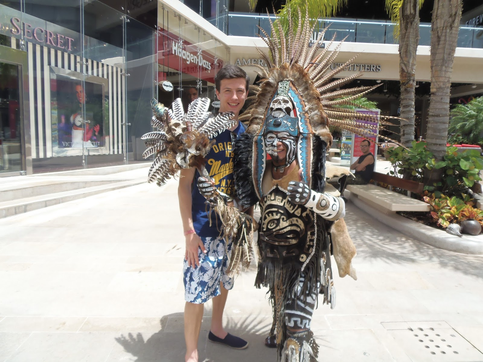 travel, traveling, mexico, playa del carmen, 5th ave, fifth avenue, cancun, holiday