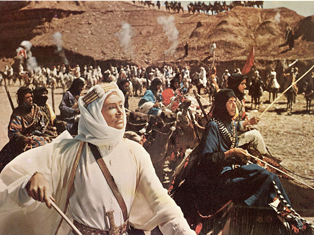 Lawrence Xứ Ả Rập - Ảnh 1
