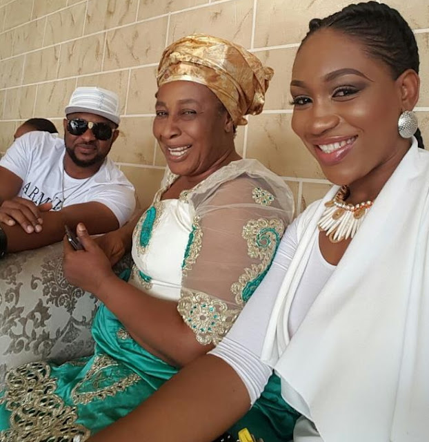 nollywood stars in abuja sandralia hotel