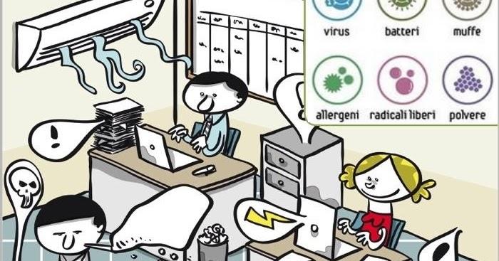 Facile energia migliorare la qualita 39 dell 39 aria in casa e nei luoghi di lavoro - Aria secca in casa ...