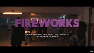 Purple Disco Machine Ft. Moss Kena & The Knocks - Fireworks (Official Video )