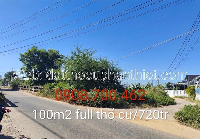 Bán cắt lỗ 200tr lô đất KDC An Phú Riverside - Hàm Liêm.