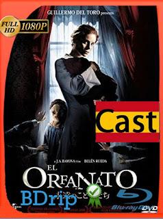 El Orfanato (2007) BDRip [1080p] Castellano [Google Drive] Panchirulo