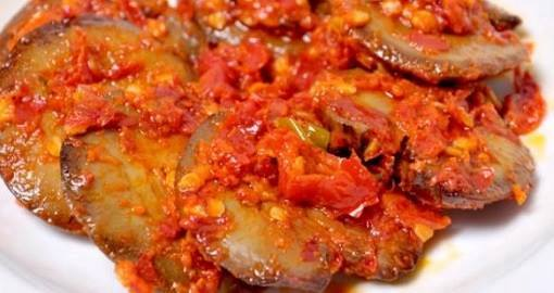 Jengkol Sambalado Cooking Recipes Are Really Good!