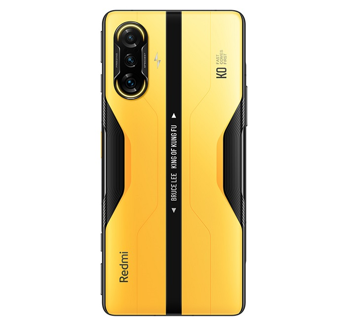 Phone Cover Xiaomi Redmi K40 Bruce Lee Special Edition Gaming Smartphone
