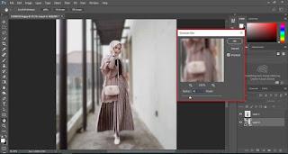 3 Cara Membuat Efek Background Blur di Photoshop
