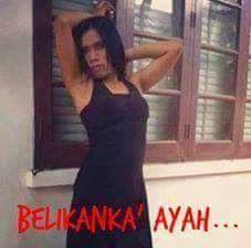 55 Gambar Komentar Facebook Bertema Ayah baru Bahasa Makassar
