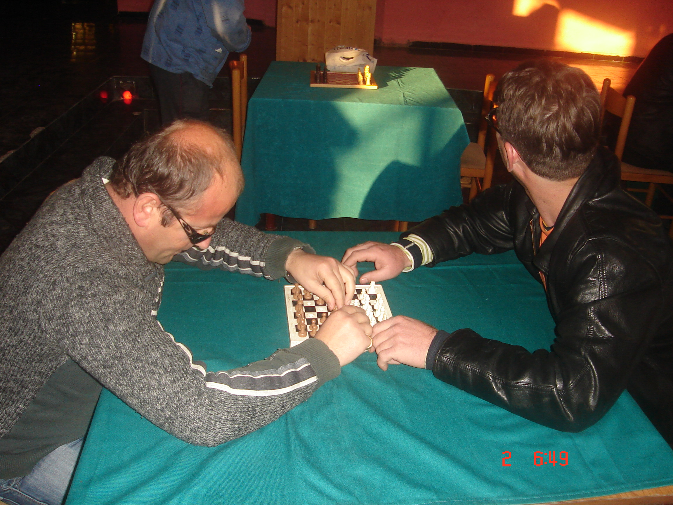 Kampionati i 8-te i shahut per te verber foto 2