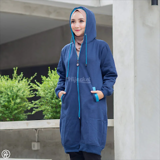 Hijacket Basic Navy x TURKISH HJ-2