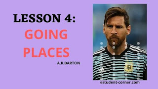AHSEC | Lesson 4 | Going Places by A.R. Barton Questions Answers | Class 12
