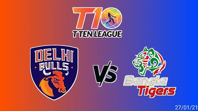 DB vs BT dream 11 prediction, pitch-report and so on